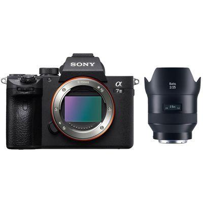 Für weitere Info hier klicken. Artikel: Sony Alpha 7 III (ILCE-7M3) + Zeiss AF Batis 25mm f/2,0