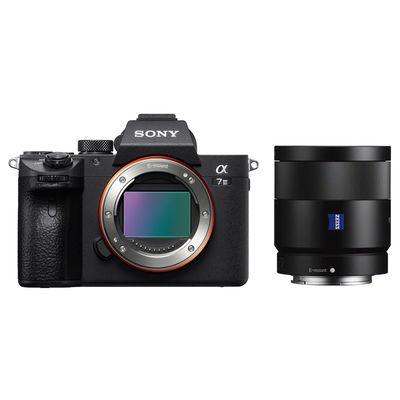 Für weitere Info hier klicken. Artikel: Sony Alpha 7 III (ILCE-7M3) + Zeiss Sonnar SEL T* 55mm f/1,8 ZA