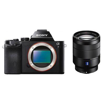 Für weitere Info hier klicken. Artikel: Sony Alpha 7, Vario-Tessar T AF 4,0/24-70 ZA OSS FE-Mount