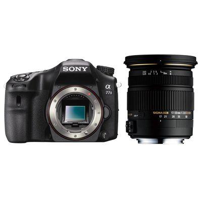 Für weitere Info hier klicken. Artikel: Sony Alpha 77II,Sigma 17-50 EX DC HSM