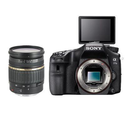 Für weitere Info hier klicken. Artikel: Sony Alpha 77II,Tamron 17-50 SP XR DiII LD