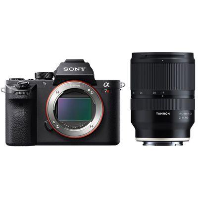 Für weitere Info hier klicken. Artikel: Sony Alpha 7R II (ILCE-7RM2) + Tamron 17-28mm f/2,8 Di III RXD
