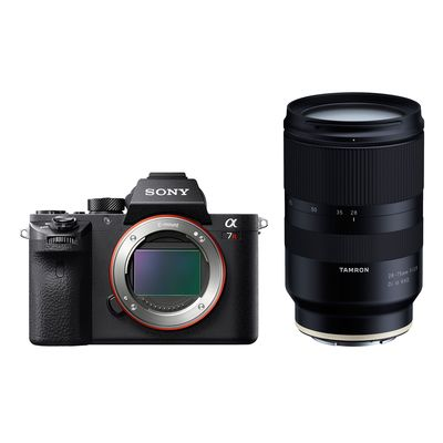 Für weitere Info hier klicken. Artikel: Sony Alpha 7R II (ILCE-7RM2) + Tamron 28-75mm f/2,8 Di III RXD Sony FE-Mount