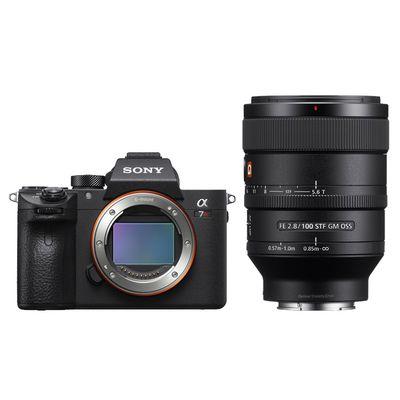 Für weitere Info hier klicken. Artikel: Sony Alpha 7R III (ILCE-7RM3) + AF 2,8/100 STF GM OSS