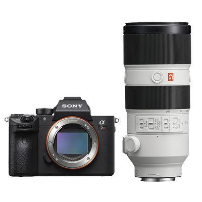 Für weitere Info hier klicken. Artikel: Sony Alpha 7R III (ILCE-7RM3) + AF 2,8/70-200 GM OSS