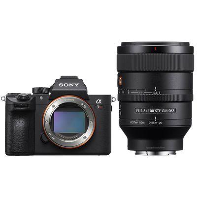 Für weitere Info hier klicken. Artikel: Sony Alpha 7R III (ILCE-7RM3) + SEL 100mm f/2,8 STF GM OSS