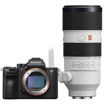 Für weitere Info hier klicken. Artikel: Sony Alpha 7R III (ILCE-7RM3) + SEL 70-200mm f/2,8 GM OSS