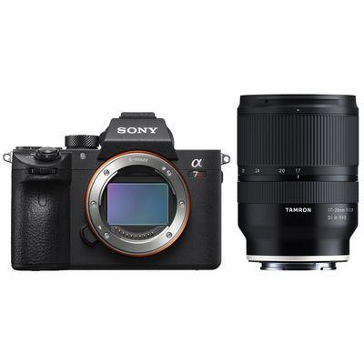Für weitere Info hier klicken. Artikel: Sony Alpha 7R III (ILCE-7RM3) + Tamron 17-28mm f/2,8 Di III RXD