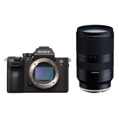 Für weitere Info hier klicken. Artikel: Sony Alpha 7R III (ILCE-7RM3) + Tamron 2,8/28-75mm Di III RXD Sony FE-Mount