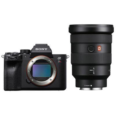 Für weitere Info hier klicken. Artikel: Sony Alpha 7R IV (ILCE-7RM4) + SEL 16-35mm f/2,8 GM Sony FE-Mount