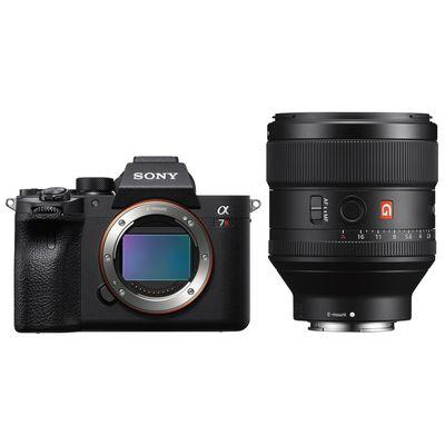 Für weitere Info hier klicken. Artikel: Sony Alpha 7R IV (ILCE-7RM4) + SEL 85mm f/1,4 GM Sony FE-Mount