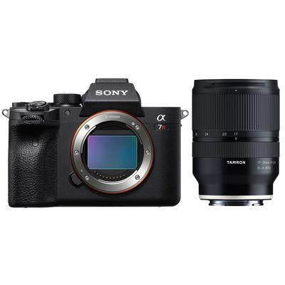 Für weitere Info hier klicken. Artikel: Sony Alpha 7R IV (ILCE-7RM4) + Tamron 17-28mm f/2,8 Di III RXD