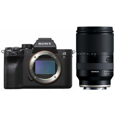 Für weitere Info hier klicken. Artikel: Sony Alpha 7R IV (ILCE-7RM4) + Tamron 28-200mm f/2.8-5,6 Di III RXD