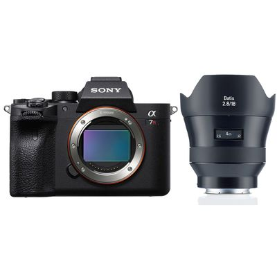 Für weitere Info hier klicken. Artikel: Sony Alpha 7R IV (ILCE-7RM4) + Zeiss Batis SEL 18mm f/2,8