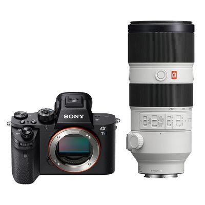 Für weitere Info hier klicken. Artikel: Sony Alpha 7S II (ILCE-7SM2) + AF 2,8/70-200 GM OSS