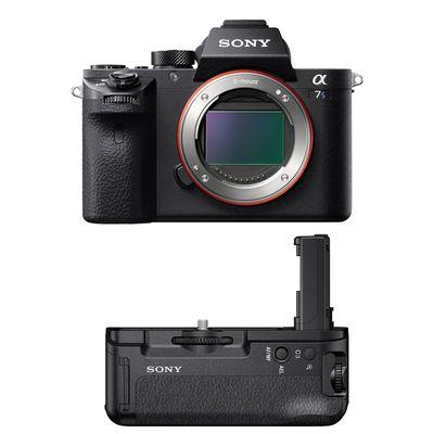 Für weitere Info hier klicken. Artikel: Sony Alpha 7S II (ILCE-7SM2) + Batteriegriff VG-C2EM