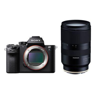Für weitere Info hier klicken. Artikel: Sony Alpha 7S II (ILCE-7SM2) + Tamron 2,8/28-75mm Di III RXD Sony FE-Mount