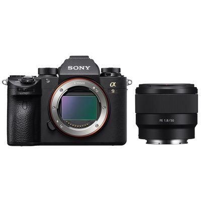 Für weitere Info hier klicken. Artikel: Sony Alpha 9 (ILCE-9) + AF 1,8/50 Prime Sony FE-Mount