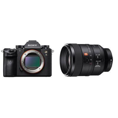 Für weitere Info hier klicken. Artikel: Sony Alpha 9 (ILCE-9) + AF 2,8/100 STF GM OSS