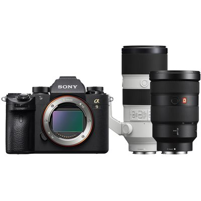 Für weitere Info hier klicken. Artikel: Sony Alpha 9 (ILCE-9) + AF 2,8/24-70 GM + AF 2,8/70-200 mm GM OSS Sony FE-Mount
