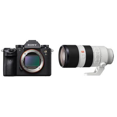 Für weitere Info hier klicken. Artikel: Sony Alpha 9 (ILCE-9) + AF 2,8/70-200 GM OSS
