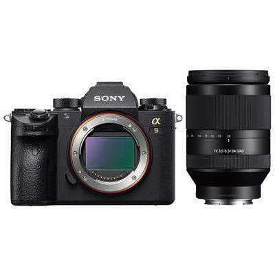 Für weitere Info hier klicken. Artikel: Sony Alpha 9 (ILCE-9) + AF 3,5-6,3/24-240 OSS Sony FE-Mount