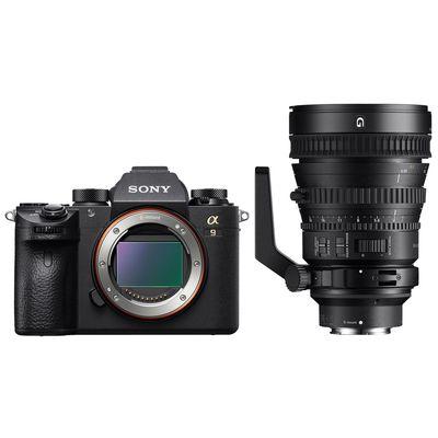 Für weitere Info hier klicken. Artikel: Sony Alpha 9 (ILCE-9) + AF 4,0/28-135 Sony FE-Mount
