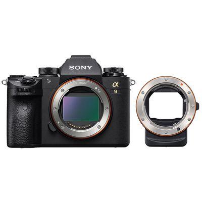 Für weitere Info hier klicken. Artikel: Sony Alpha 9 (ILCE-9) + Objektivadapter LA-EA3