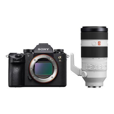 Für weitere Info hier klicken. Artikel: Sony Alpha 9 (ILCE-9) + AF 4,5-5,6/100-400 GM OSS Sony FE-Mount