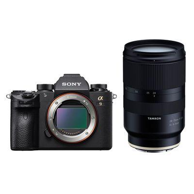 Für weitere Info hier klicken. Artikel: Sony Alpha 9 (ILCE-9) + Tamron 2,8/28-75mm Di III RXD Sony FE-Mount