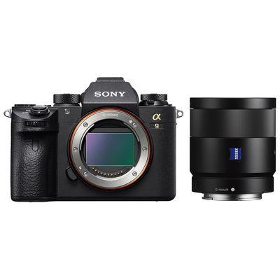 Für weitere Info hier klicken. Artikel: Sony Alpha 9 (ILCE-9), + Zeiss Sonnar T* AF 1,8/55 ZA Sony FE-Mount