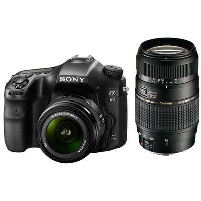 Für weitere Info hier klicken. Artikel: Sony Alpha ILCA-68 / 18-55 Set +Tamron 4,0-5,6/70-300 Di LD