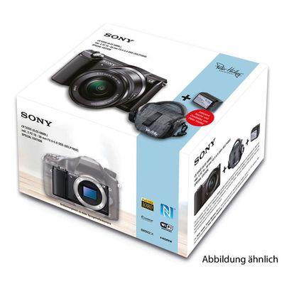 Für weitere Info hier klicken. Artikel: Sony Alpha ILCE-5000 + 3,5-5,6/16-50mm OSS schwarz
