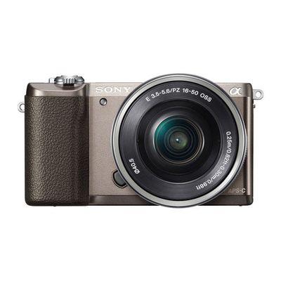 Für weitere Info hier klicken. Artikel: Sony Alpha ILCE-5100+16-50 mm OSS braun