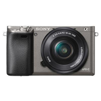 Für weitere Info hier klicken. Artikel: Sony Alpha ILCE-6000 inkl. 3,5-5,6 / 16-50 mm OSS graphitgrau