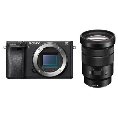 Für weitere Info hier klicken. Artikel: Sony Alpha ILCE-6300 + 4,0/18-105 mm G OSS PZ schwarz