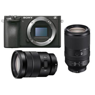 Für weitere Info hier klicken. Artikel: Sony Alpha ILCE-6500 mit 18-105 & 70-300 G OSS F