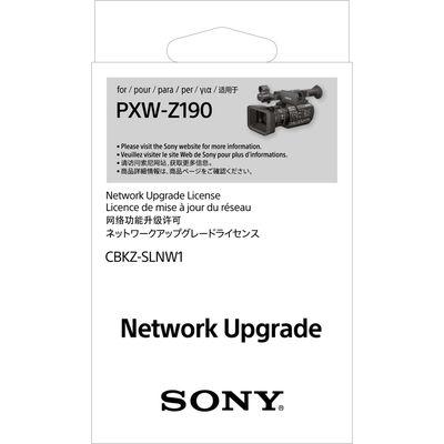 Für weitere Info hier klicken. Artikel: Sony CBKZ-SLNW1 Softwarekey Netzwerk Upgrade Lizenz für PXW-Z190