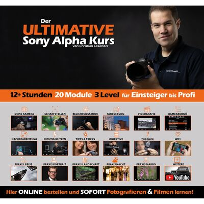 Für weitere Info hier klicken. Artikel: Sony der Ultimative Alpha Kurs Komplett Bundle (Alle Level)