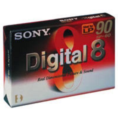 Für weitere Info hier klicken. Artikel: Sony Digital 8 N8-60P