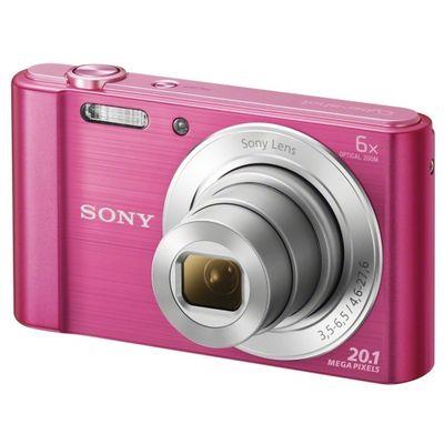 Für weitere Info hier klicken. Artikel: Sony DSC-W 810 pink