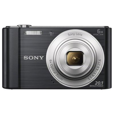 Für weitere Info hier klicken. Artikel: Sony DSC-W 810 schwarz