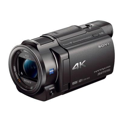 Für weitere Info hier klicken. Artikel: Sony FDR-AX 33
