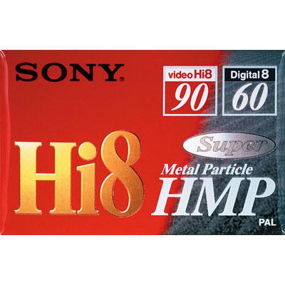 Für weitere Info hier klicken. Artikel: Sony Hi-8 HMP3 P-5 90