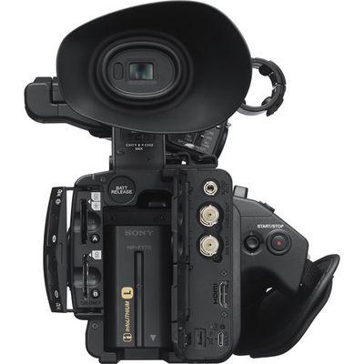Für weitere Info hier klicken. Artikel: Sony HXR-NX5R NXCAM Professioneller Camcorder