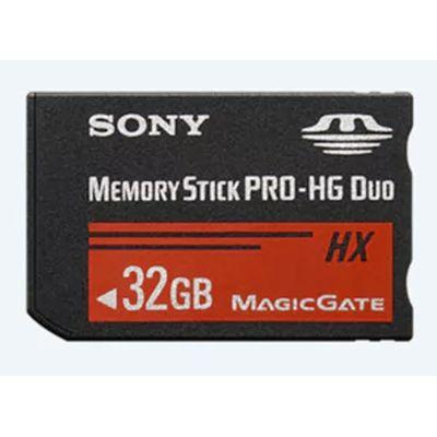 Für weitere Info hier klicken. Artikel: Sony MemoryStick-Karte HighSpeed HX 32 GB