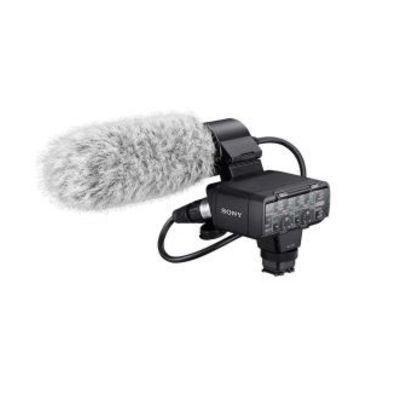 Für weitere Info hier klicken. Artikel: Sony Mikrofon Adapter XLR-K2M