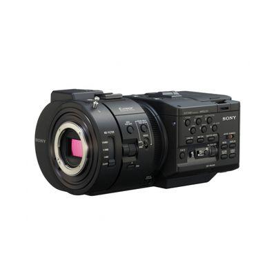 Für weitere Info hier klicken. Artikel: Sony NEX-FS700R NXCAM-Camcorder Gehäuse