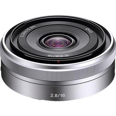 Für weitere Info hier klicken. Artikel: Sony Objektiv SEL 2,8/16 mm Sony E-Mount