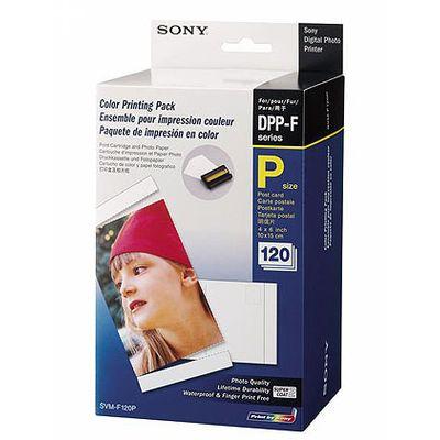 Für weitere Info hier klicken. Artikel: Sony Papier SVM-F 120P